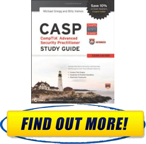 CASP+ Training Boot Camp - Infosec